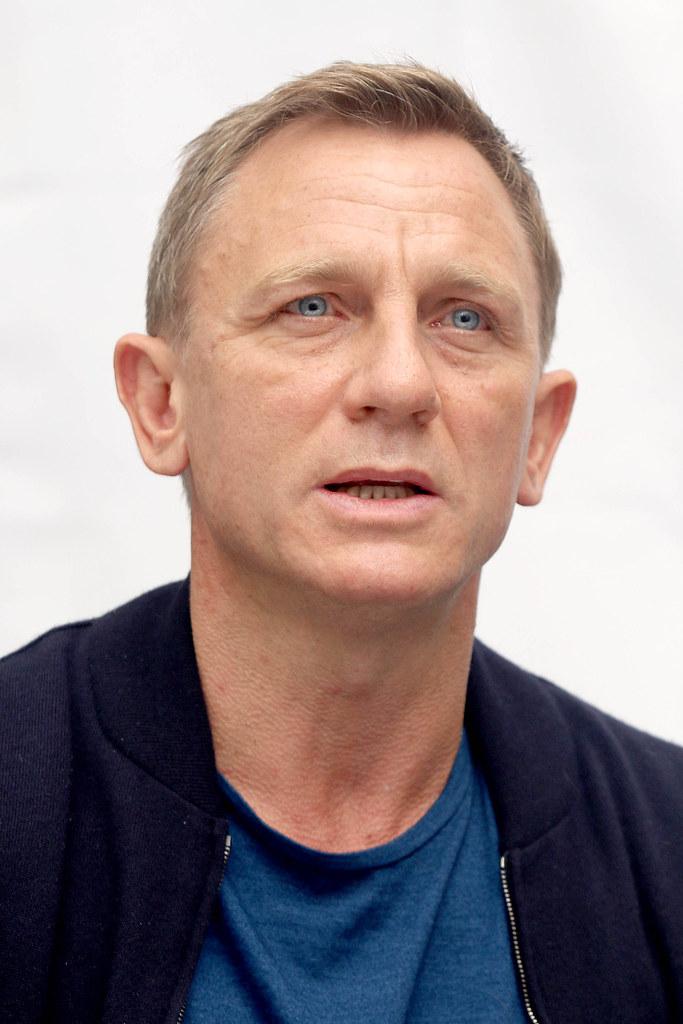 Дэниел Крэйг — Пресс-конференция «007: СПЕКТР» 2015 – 20