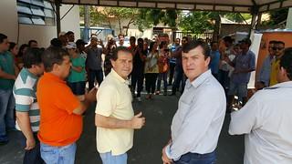 Inauguração da sede do Solidariedade em Teodoro Sampaio (SP)