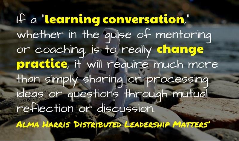 Learning Conversation @almaharris1