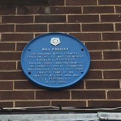 Photo of Blue plaque № 11031