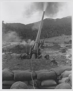 175mm Gun, Ashau Valley, 1 August 1967