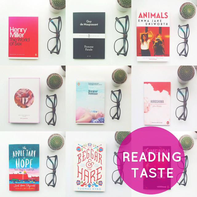 vivatramp book blogs uk reading taste
