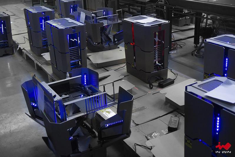 In Win ra mắt thùng máy phiên bản giới hạn H-Tower đạt chứng chỉ ROG Certified - 97866