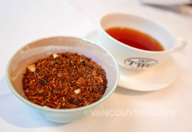 Urban Tea Merchant's Red Christmas rooibos tea