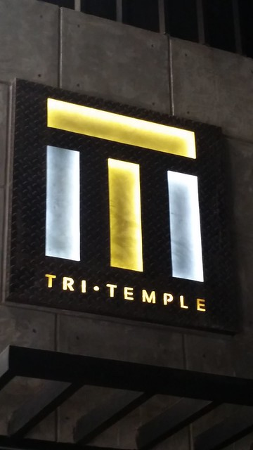 The Tri Temple launch