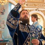 ЛИТУРГИЯ В КАЗАНСКОМ ХРАМЕ Г. КРЫМСКА
