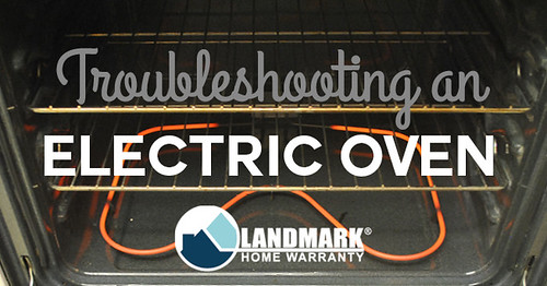 Troubleshooting an Electric Oven