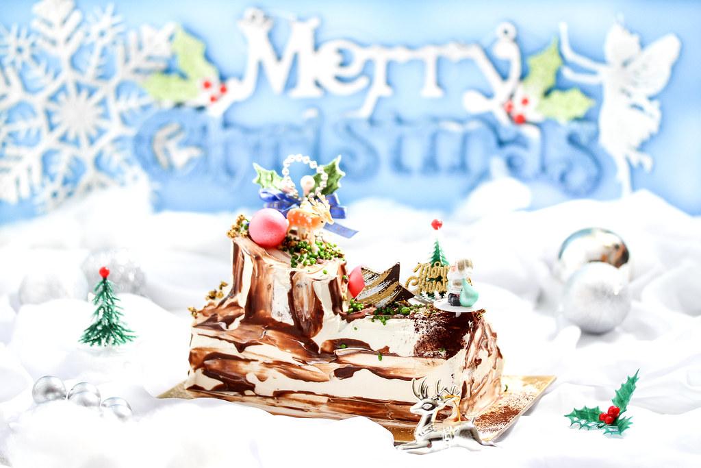 圣瑞吉斯巧克力圣诞