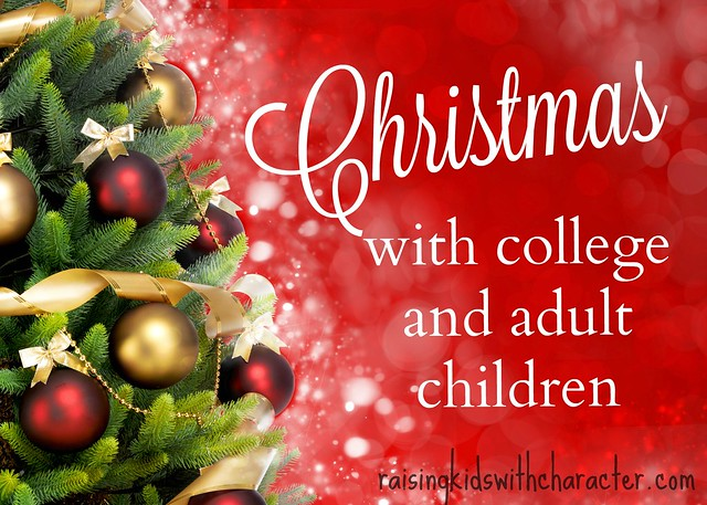 "Introducing the ""Christmas With College and Adult Children"" Series"
