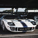 Chris Wood - 1966 Ford GT40 at the 2015 Goodwood Revival (Photo 1) by Dave Adams Automotive Images