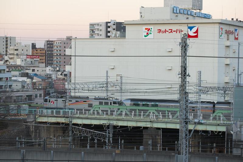 Tokyo Train Story 寝台特急カシオペア 2015年12月20日