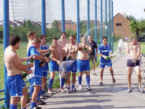 2006 - Fotbalový turnaj