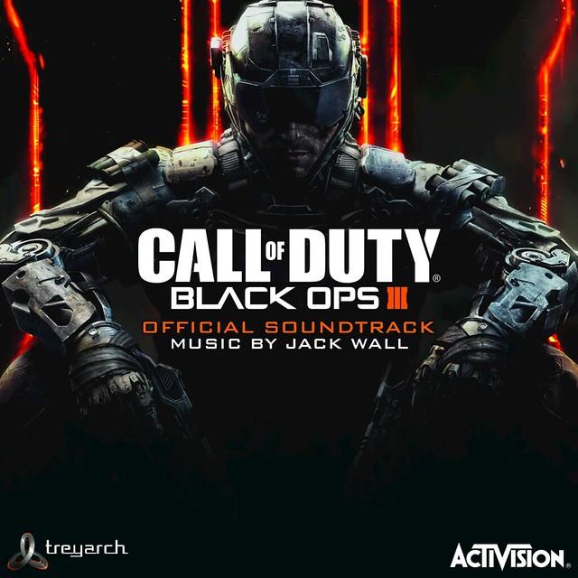 Jack Wall Call of Duty Black Ops III