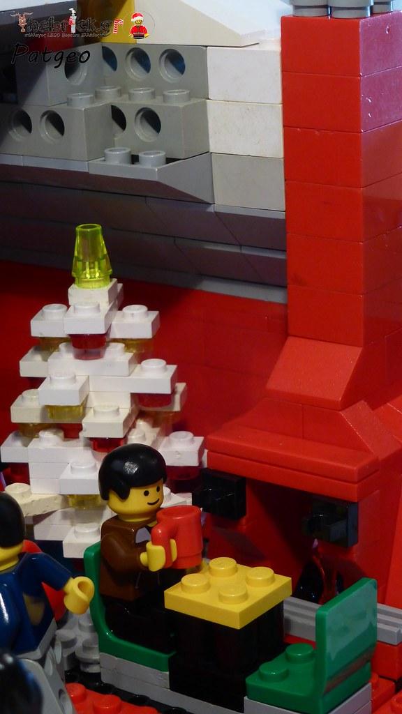 "[BuildtheBrick #2]: ""Santa's Workshop"" 23338154080_0de1b793f3_b"