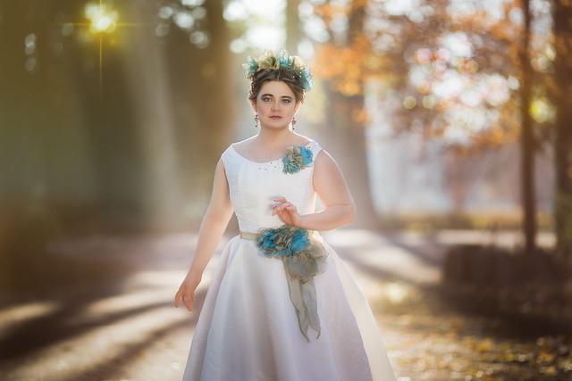 Claudia, modèle de robe de mariée sur mesure