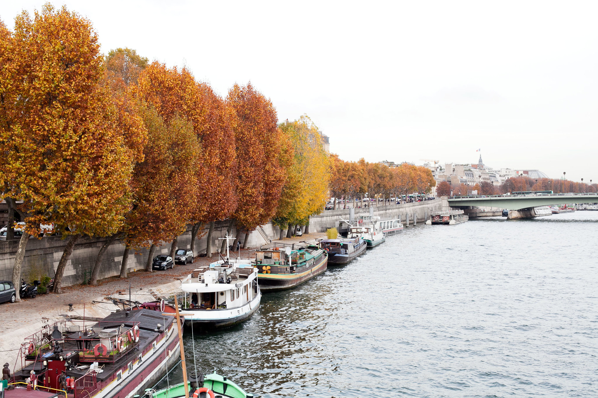November in Paris