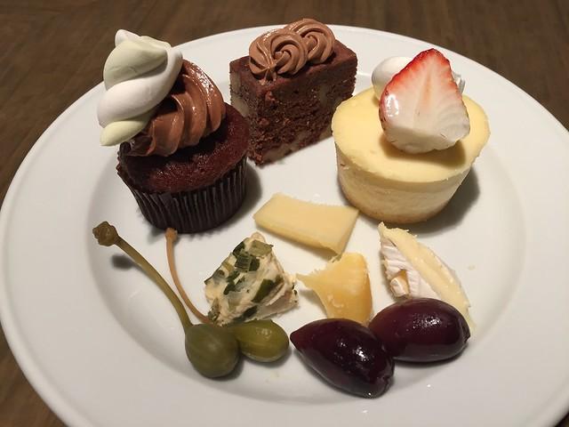 Desserts - Renaissance Beijing Wangfujing Hotel