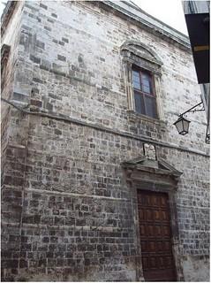 Conversano- chiesa di San Cosma