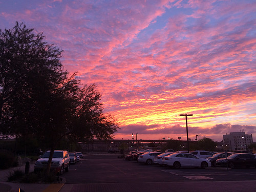 yuma arizona sunrise