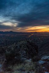 1612 Tucson City Lights