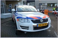 Dutch Police Touran BiZa.