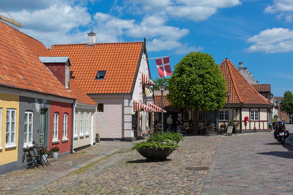 Denmark. Odense