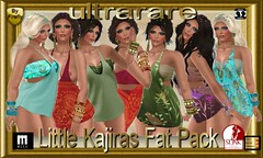 Little Kajiras Fat Pack     Ultrarare