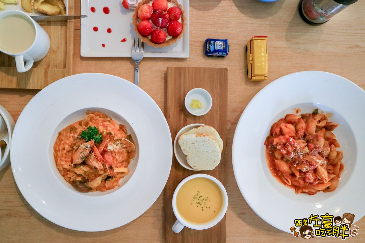 台中叉子親子餐廳-40