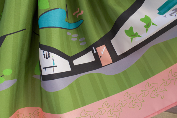 oblong box shop skirt