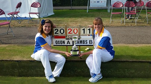 National Pairs Winners 2015