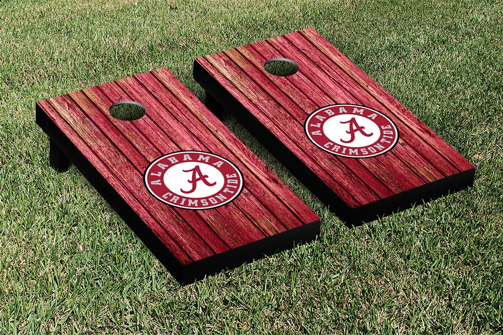 Alabama Crimson Tide Weathered Version