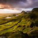 Quiraing at dawn - explored!! by OnlyEverOneJack