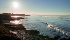 Sunrise over Terrace Point