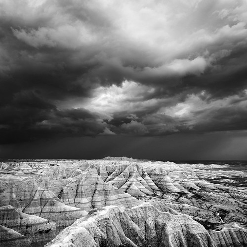 Storming in the Badlands