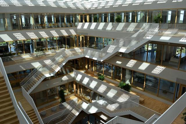 Polak Building Onderwijsgebouw EUR