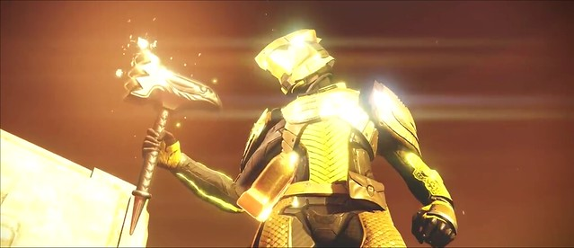 Destiny Taken King Sunbreaker