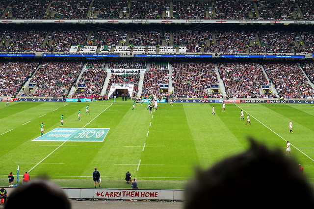 Twickenham Rugby Executive Box (5)