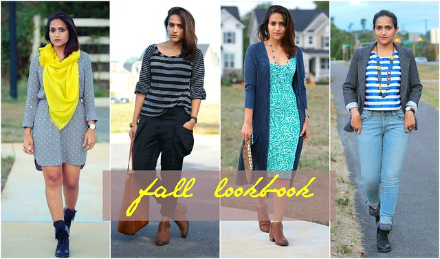 LookBook Famous Footwear Fall Style Tanvii.com Boots