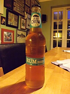 SHS Drinks, Dead Crow Rum Flavoured Beer, England