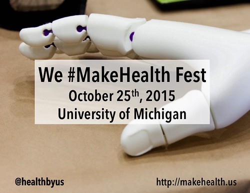 #MakeHealth 2015: Hacking