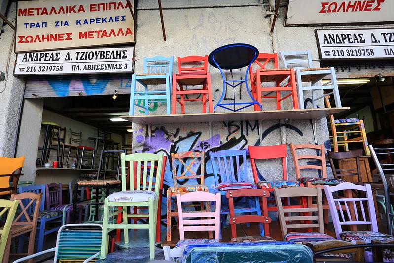 4686366c9 希臘。雅典景點】Flea-Market 逛跳蚤市場– Travel and Life