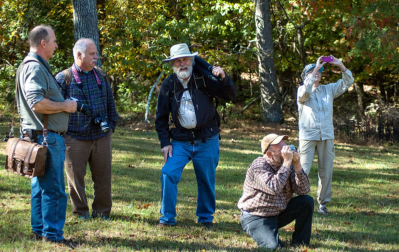 Nature Photography Ecotour - Fall Colors Edition - October 10, 2015