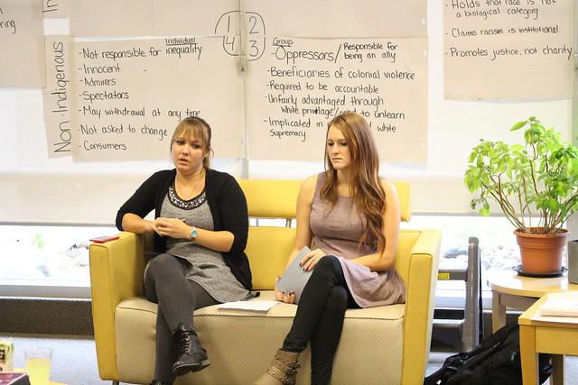 SUNTEP Students Offer Workshop
