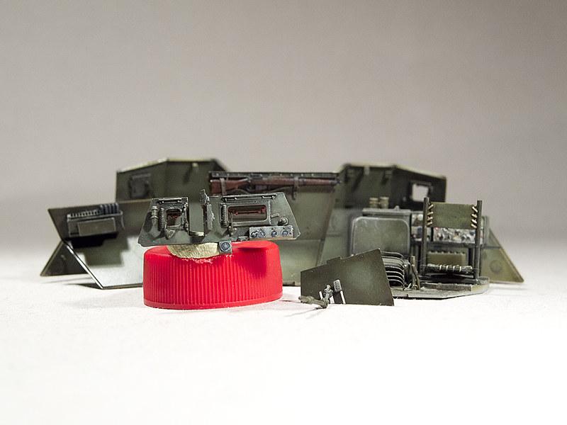 Projet Normandy : Dingo MK.III // Miniart // 1/35 21951586686_8131a2f5b7_c