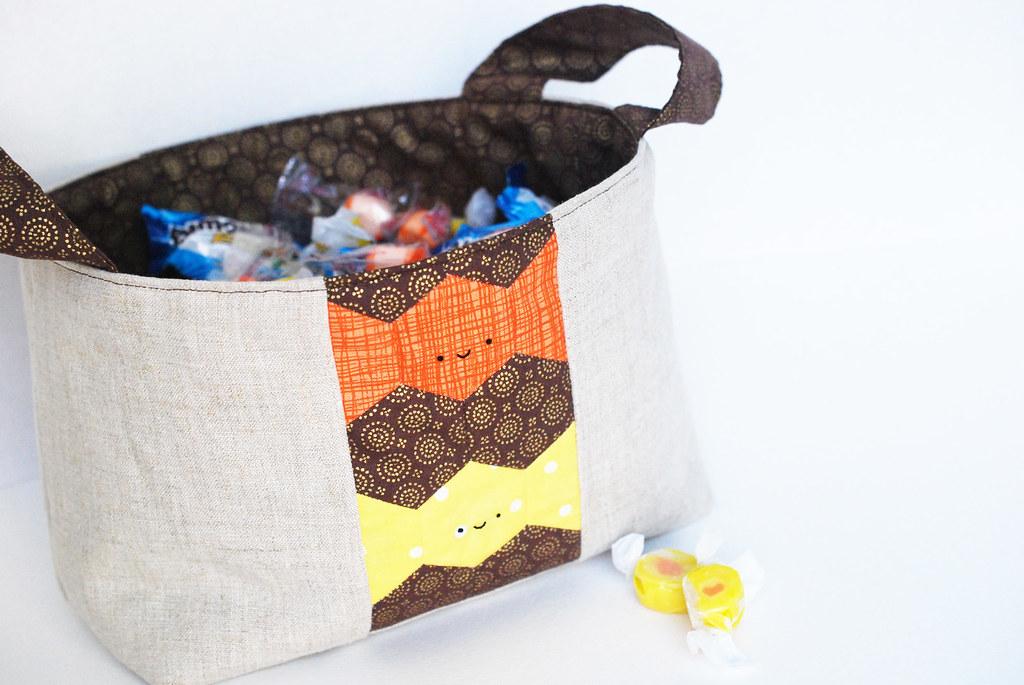 EPP Halloween Candy Basket