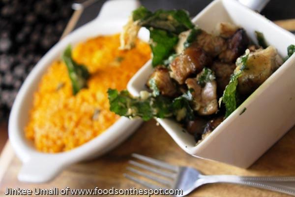 Neil's Kitchen Filipino Twist