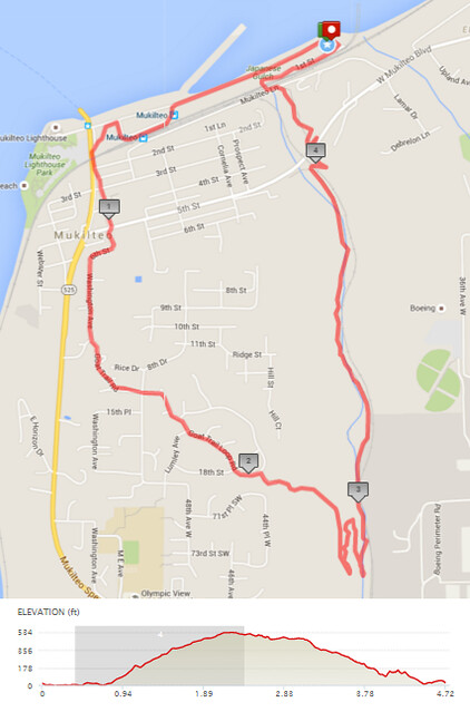 "Yesterday""s awesome walk, 4.72 miles in 1:35, 10,150 steps, 557ft gain"