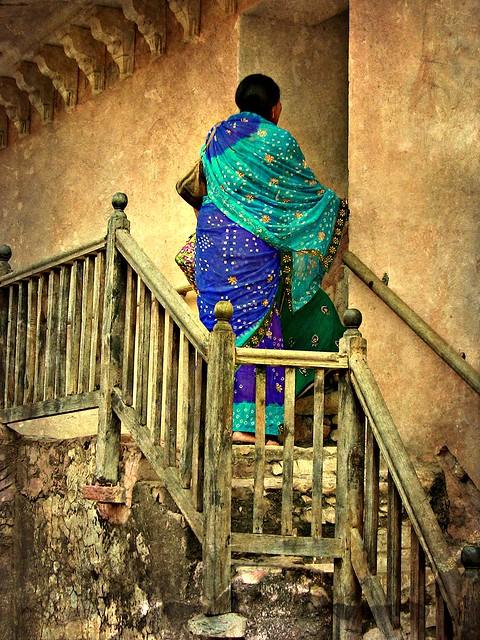 INDIEN, Fort Amber bei Jaipur, 13107/5914