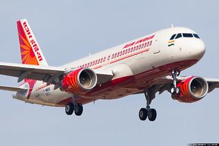 Air India Airbus A320-214(WL) cn 6803 F-WWBR // VT-EXE