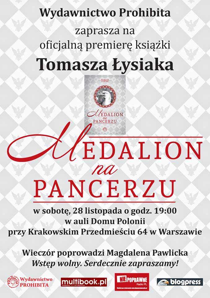 spotkanie Tpmasz Lysiak Medialion